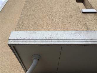 外装リフォームのきっかけは外壁だけではない幕板の傷み|横浜市栄区