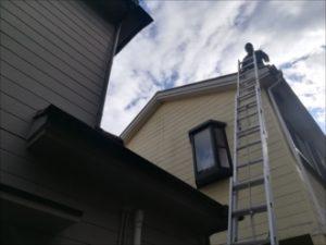屋根は問題なし