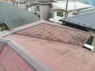 Y様宅屋根