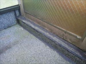 雨漏りの原因箇所