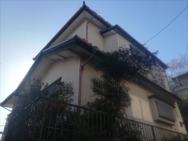 川崎市宮前区|外壁に亀裂、リフォームか建て替えか