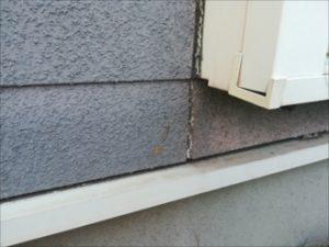 外壁材の劣化状況