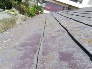 屋根材の劣化状況