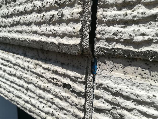 外壁材の浮き