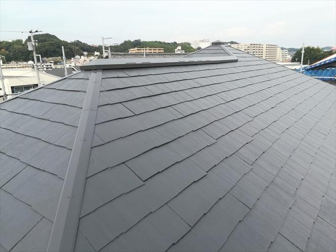 屋根・外壁塗装工事完了