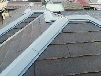 中郡大磯町石神台にて築16年になるお住まいの外壁をパーフェクトトップ、屋根をサーモアイSiで塗装しました、施工前写真