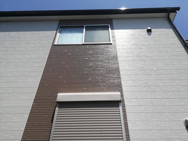 藤沢市村岡東にて築10年の外壁をパーフェクトシリーズで塗装メンテナンス