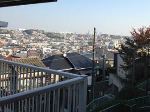 川崎市高津区 外塀塗装前の点検