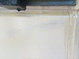 外壁塗装 色ムラ2
