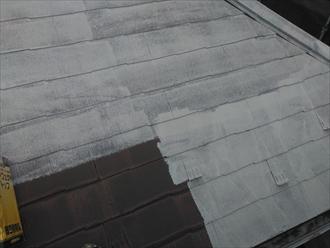棟板金を交換した後に屋根塗装すると新しい板金もより長持ち