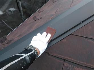 棟板金を交換した後に屋根塗装するとお得