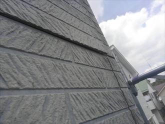 外壁塗装前に戻しておきたいサイディングの反りを補修|横浜市神奈川区