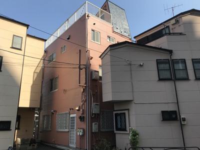 伊勢原市東大竹にて築20年目のALC住宅、パーフェクトトップによる外壁塗装を行いました、施工後写真