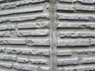 県央地区海老名市築14年のサイディング住宅を塗り替え調査