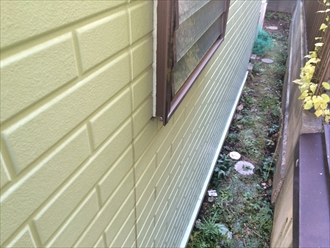 塗装が可能か外壁調査