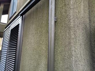 相模原市中央区築18年のジョリパットを塗り替え調査