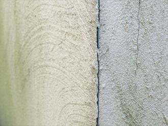 湘南地区茅ヶ崎市の外壁調査そろそろ塗装が必要な時期です