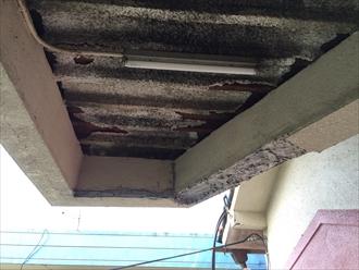 相模原市南区マンション外壁調査で劣化原因は経年だけでなく