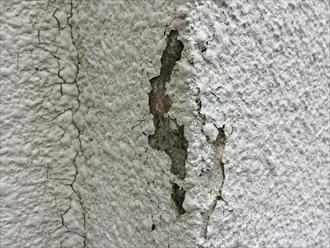 相模原市中央区塗り替え計画で傷んだ塗膜は要注意です