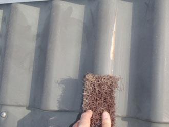 金属屋根のケレン