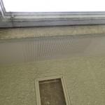 外壁塗装前の点検で外壁に汚れが付着している