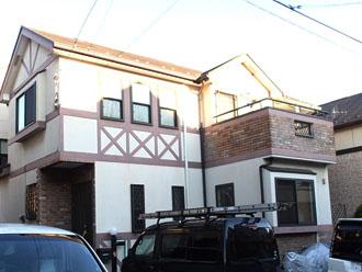 川崎市 点検調査 戸建て住宅 M様邸
