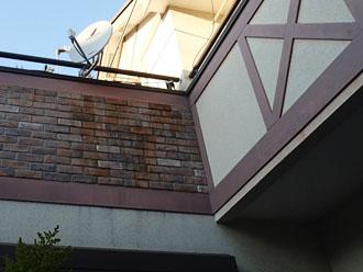 川崎市 点検調査 外壁の汚れ
