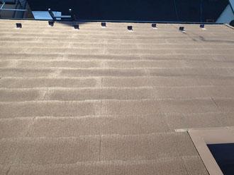川崎市 屋根点検調査 塗膜劣化