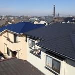 屋根塗装を検討中のお住まい点検