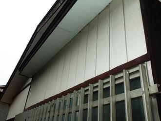 窯業サイディング外壁の点検