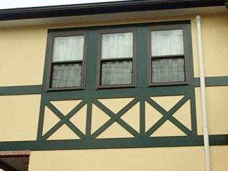 川崎市 外壁塗装 幕板塗装後