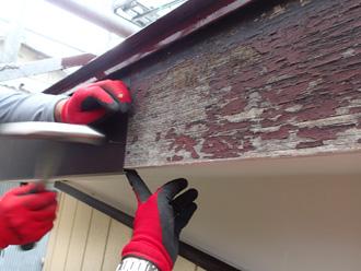 ガルバリウム鋼板での板金巻き