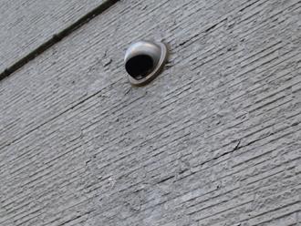 二宮町松根にて外壁塗装をご検討中の総二階のお家を事前点検