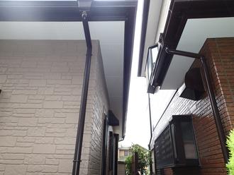 厚木市戸室でお隣との距離が近く、外壁塗装のための足場が仮設できるかご相談