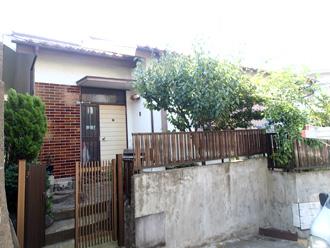 鎌倉市 外壁塗装前の点検