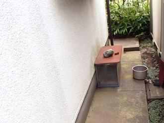 川崎市宮前区 外壁塗装前の点検