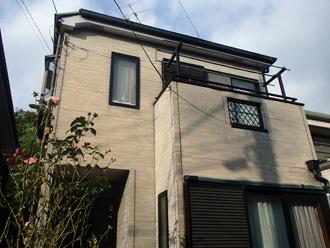 平塚市 外壁塗装前の点検