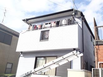 横浜市南区 屋根塗装前の点検