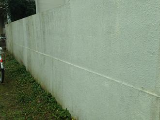横浜市保土ケ谷区 擁壁の点検