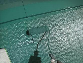 スレート屋根のメンテナンス 塗装