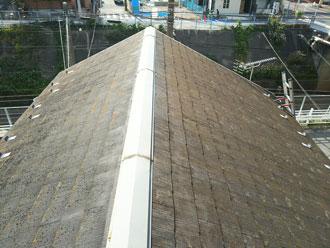 築20年を超えているスレート屋根