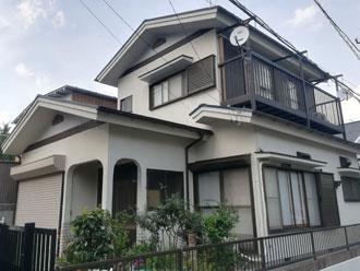 外壁塗装 屋根塗装 塀・囲い塗装 擁壁塗装  横浜市鶴見区
