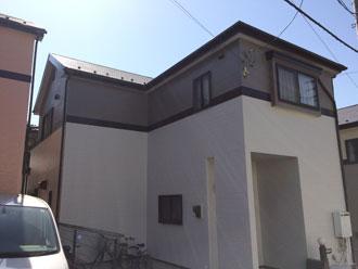 外壁塗装 屋根塗装  綾瀬市