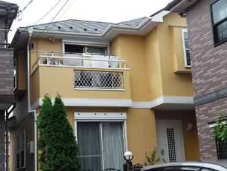 横浜市保土ケ谷区 外壁塗装 屋根塗装 施工後