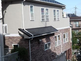 横浜市港北区 外壁塗装 屋根塗装 施工後