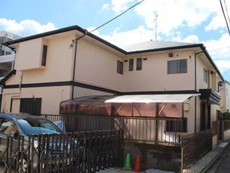横浜市神奈川区 外壁塗装 屋根塗装 施工後