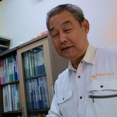 アサヒペイント有限会社 代表 代表取締役社長 中村 時治