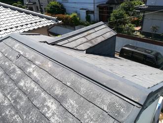 築30年のスレート屋根