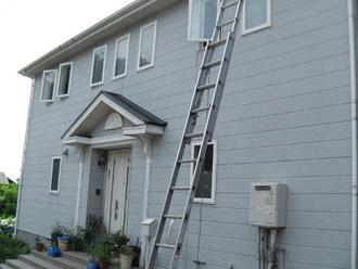 横浜市 外壁塗装 屋根塗装 施工前