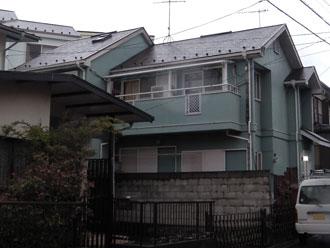 横浜市泉区 外壁塗装 屋根塗装 施工前